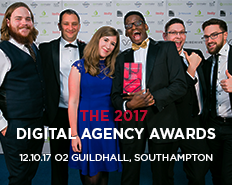 The 2017 digital agency awards - Southampton