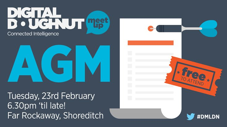Digital Doughnut's February Meet Up