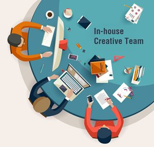 In-house creative agencies in demand and offering multiple benefits
