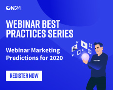 Webinar Marketing Predictions for 2020 - EMEA