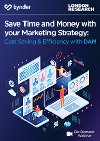 Save Time and Money with Your Marketing Strategy: Cost saving & efficiency with DAM