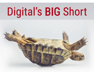 Digital's BIG short