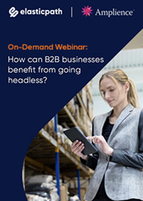 How can B2B Businesses Benefit from going Headless?