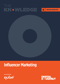 The Knowledge Guide to Influencer Marketing