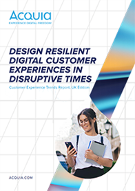 CX Trends Report: Digital Experiences in Disruptive Times