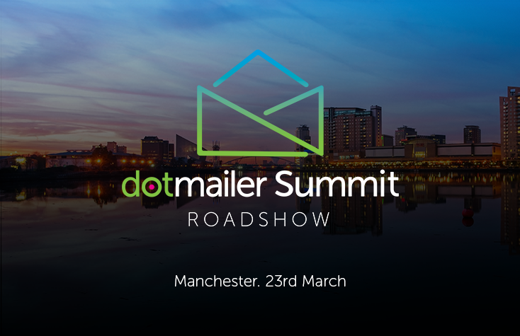dotmailer Summit roadshow - Manchester