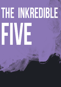 The Inkredible Five - Winter 2015