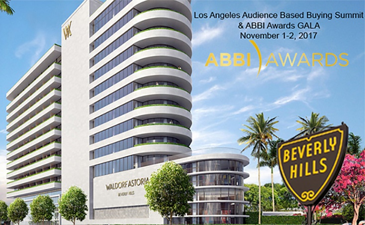 GABBCON, Audience Based Buying & ABBI Awards Ceremony in Los Angeles on Nov 1-2
