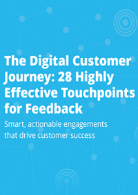 The Digital Customer Journey: 28 Highly Effective Touchpoints for Feedback