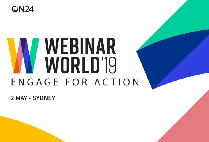 ON24 Webinar World Sydney 2019
