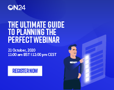The Ultimate Guide to Planning the Perfect Webinar - EMEA