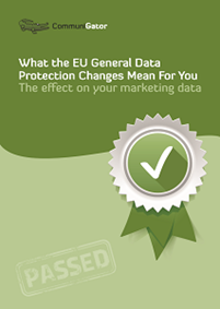 What the EU GDPR changes mean for your marketing