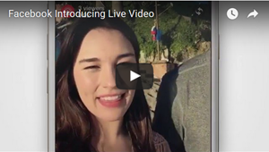 Facebook Rolls Out Live Videos, Is This Bye Bye For Periscope?