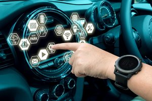 The IoT-Connected Car of Today—Case Studies