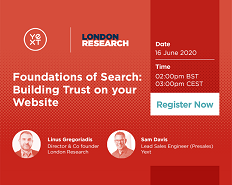 Foundations of Search: Building Trust on your Website