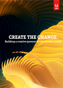 Create The Change - Building a creative process for the modern world.