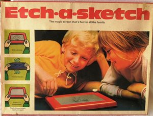 Did You Know Etch a Sketch Was The World's First Mouse?