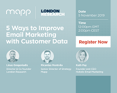 5 Ways to Improve Email Marketing with Customer Data