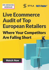 Live Ecommerce Audit of Top European Retailers: Where Your Competitors Are Falling Short - Watch Now