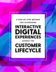 Leveraging Interactive Digital Experiences Across the Customer Lifecycle