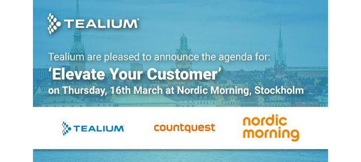 Elevate Your Customer - Stockholm