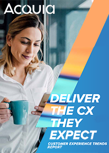 Deliver the Customer Experience they Expect
