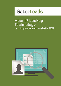 How IP lookup technology can improve your website ROI