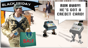 Black Friday Sales: Getting The Most Out Of The Inevitable Bargain Hunters