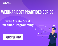How to Create Engaging Webinar Programming APAC