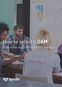 How to Select a DAM