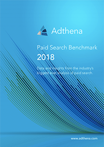 Paid Search Benchmark 2018