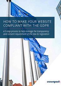 How To Make Your Website Compliant With The GDPR