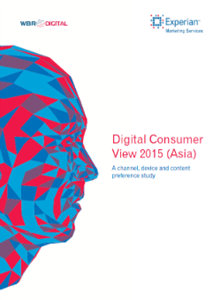 Digital Consumer View 2015 (Asia)