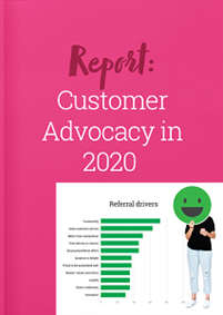 Customer Advocacy Research Report 2020