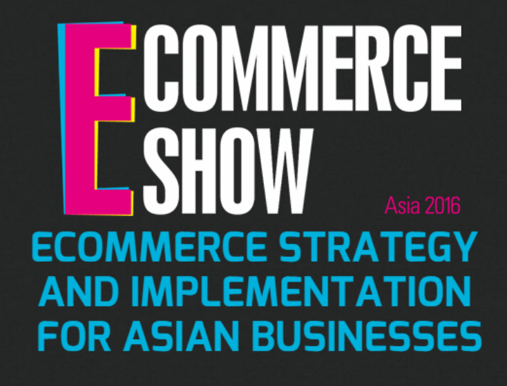 eCommerce Show Asia 2016