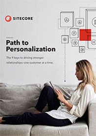 Path to Personalisation