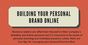 4 Tips For Business Leaders Building A Personal Brand