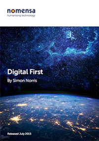 Digital First - Whitepaper