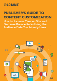 Publisher's Guide to Content Customization with a DMP