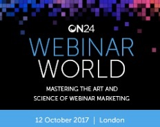 Webinar World - London