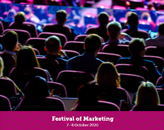 Festival of Marketing 2020