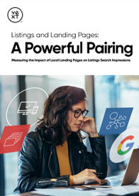 Listings and Landing Pages: A Powerful Pairing