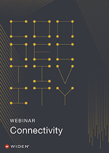 Widen's 2018 Connectivity On-Demand Webinar