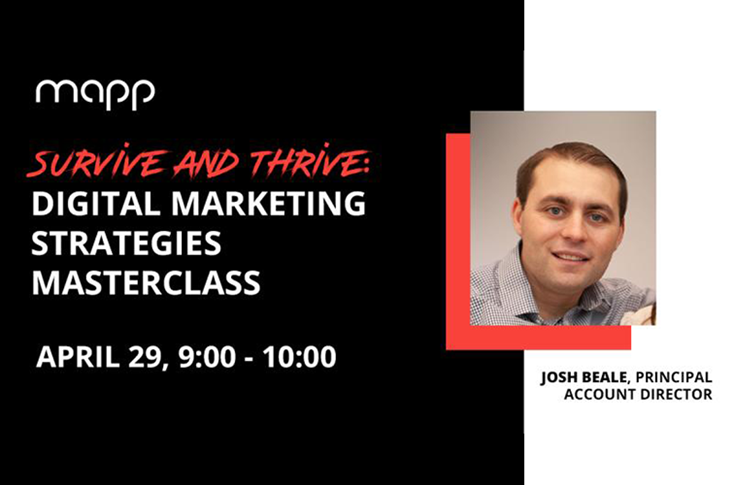 Survive and Thrive: Digital Marketing Strategies Masterclass
