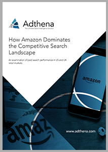 How Amazon Dominates the Competitive Search Landscape