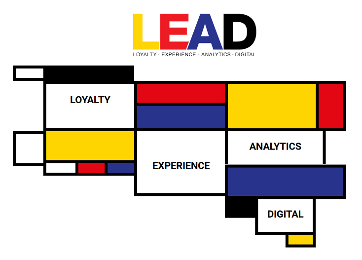 Loyalty, Experience, Analytics, Digital (LEAD)