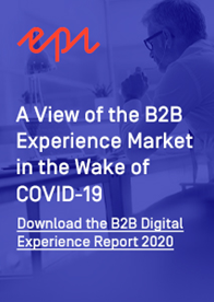 B2B Digital Experiences Report 2020