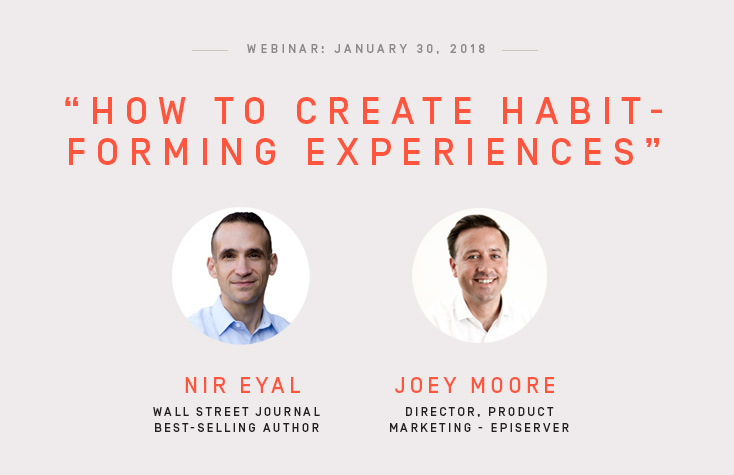 How to create habit-forming experiences