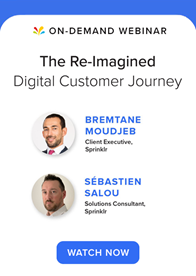The Re-Imagined Digital Customer Journey