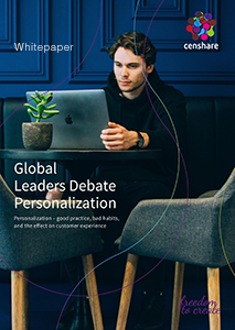 Global CX Leaders Debate Personalization